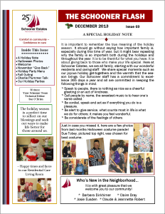 December Flash page 1