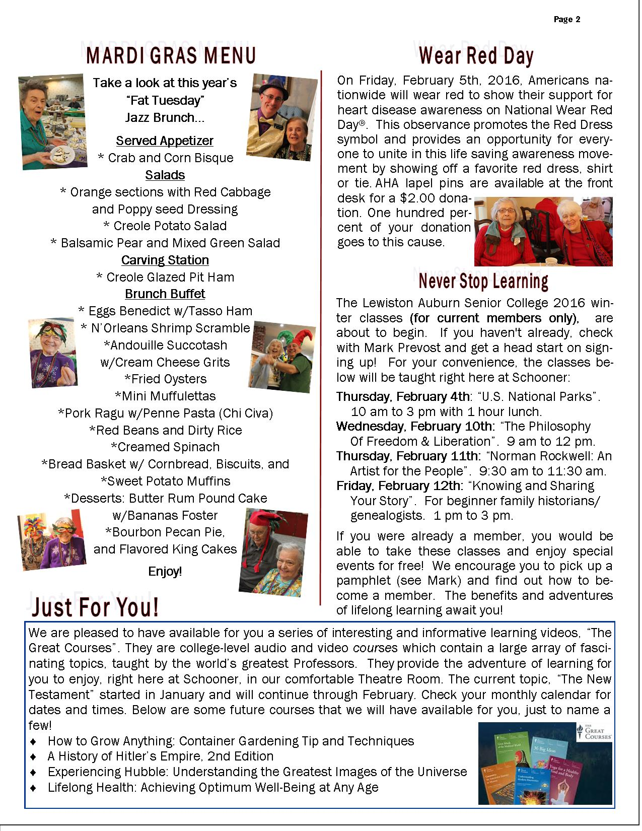 February 2016 Schooner Flash Newsletter-Page2