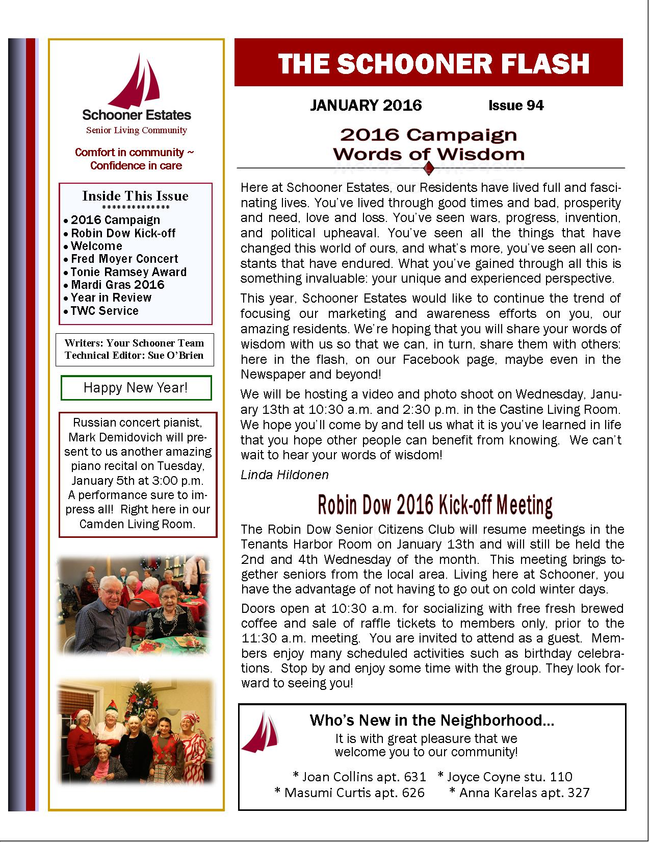 January 2016 Flash Newsletter-1