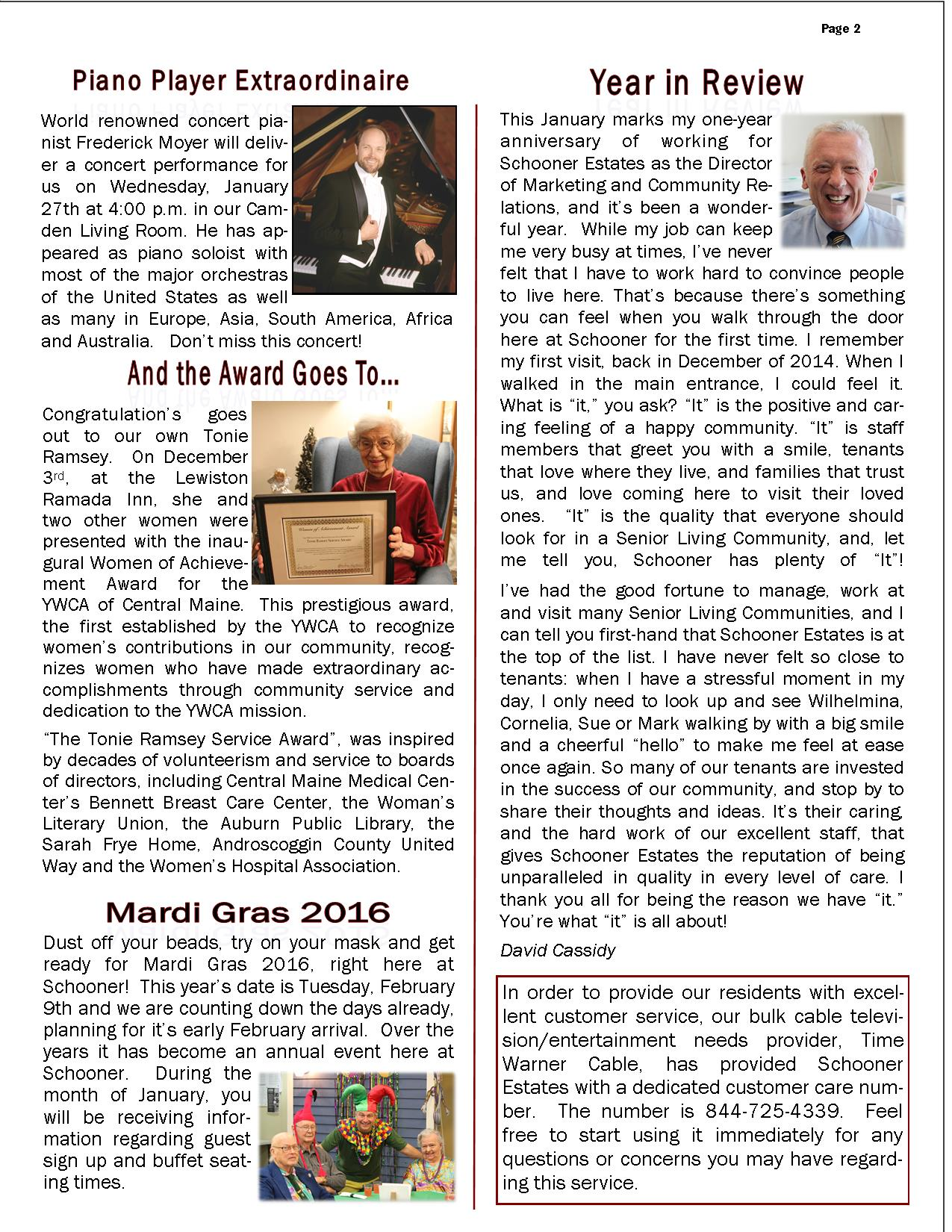 January 2016 Flash Newsletter-2