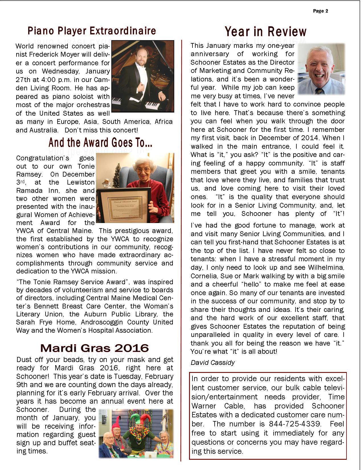 January 2016 Flash Newsletter-2