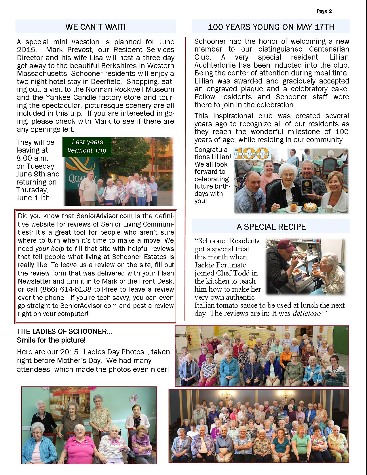 June 2015 Newsletter-2