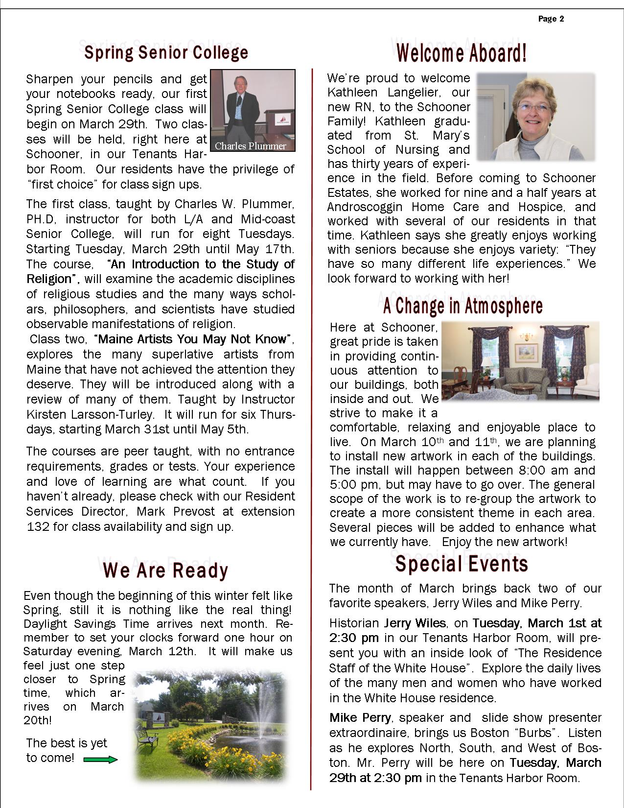 March 2016 Newsletter-Page2