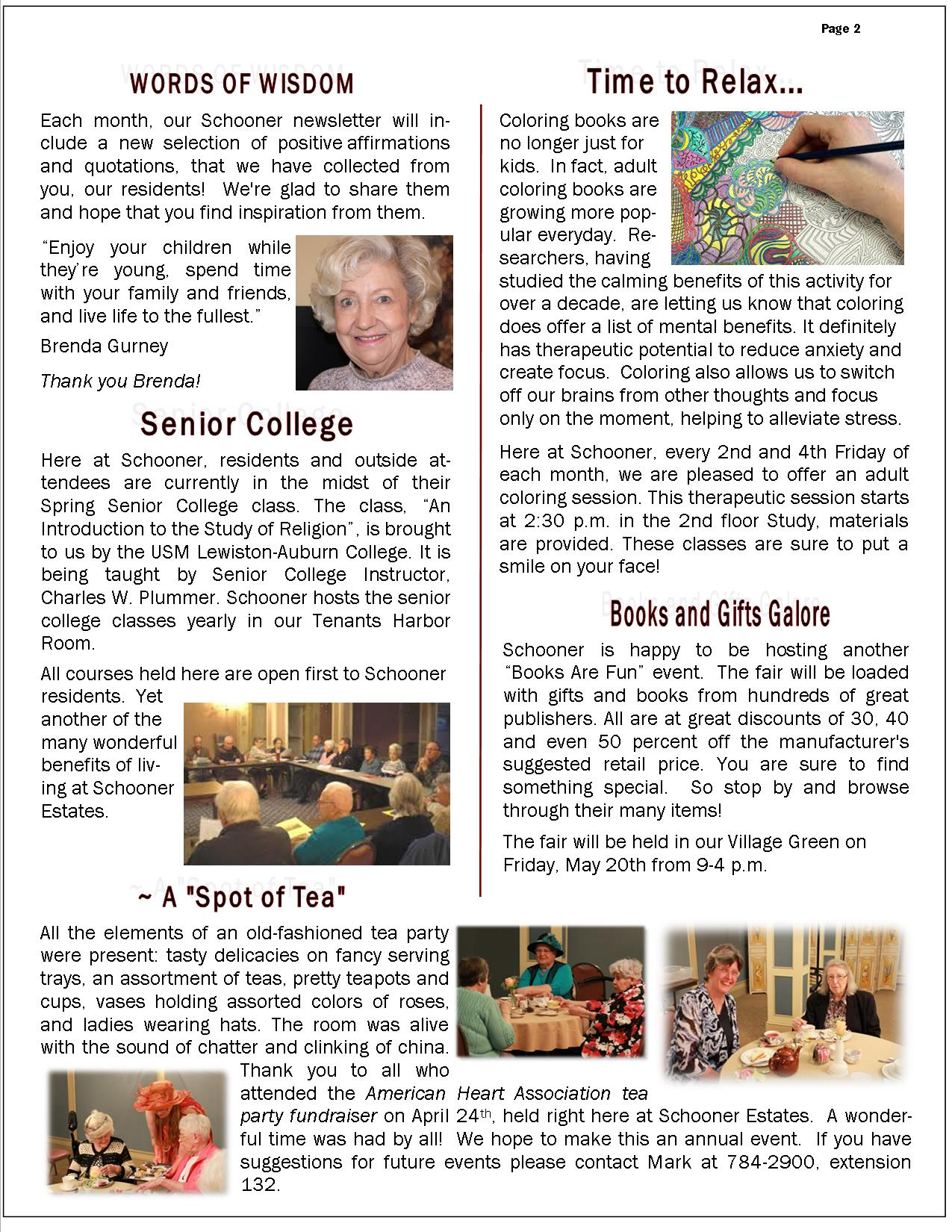 May 2016 Schooner Flash Newsletter-Page2