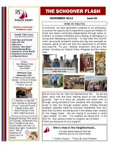 November 2013 newsletter1