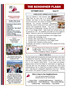 October 2013 newsletter P1
