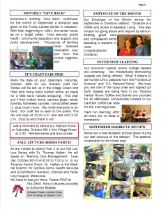 October 2013 newsletter P2