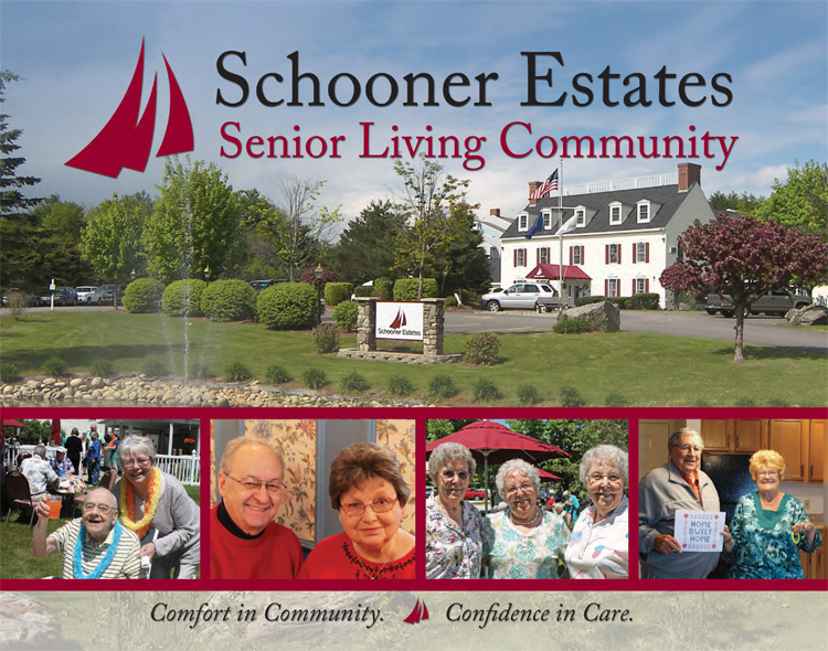 Schooner Estates Senior Living Community Brochure