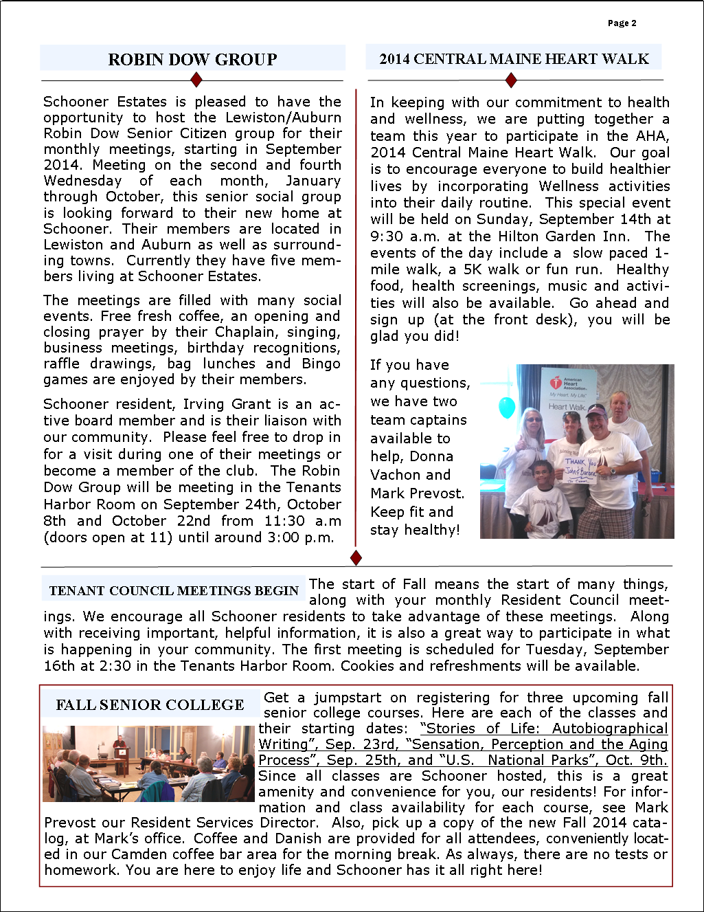 September 2014 Schooner Flash page 2