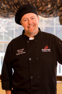 Chef Seth Lyons